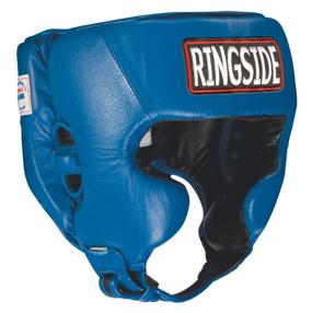 blue ringside headgear